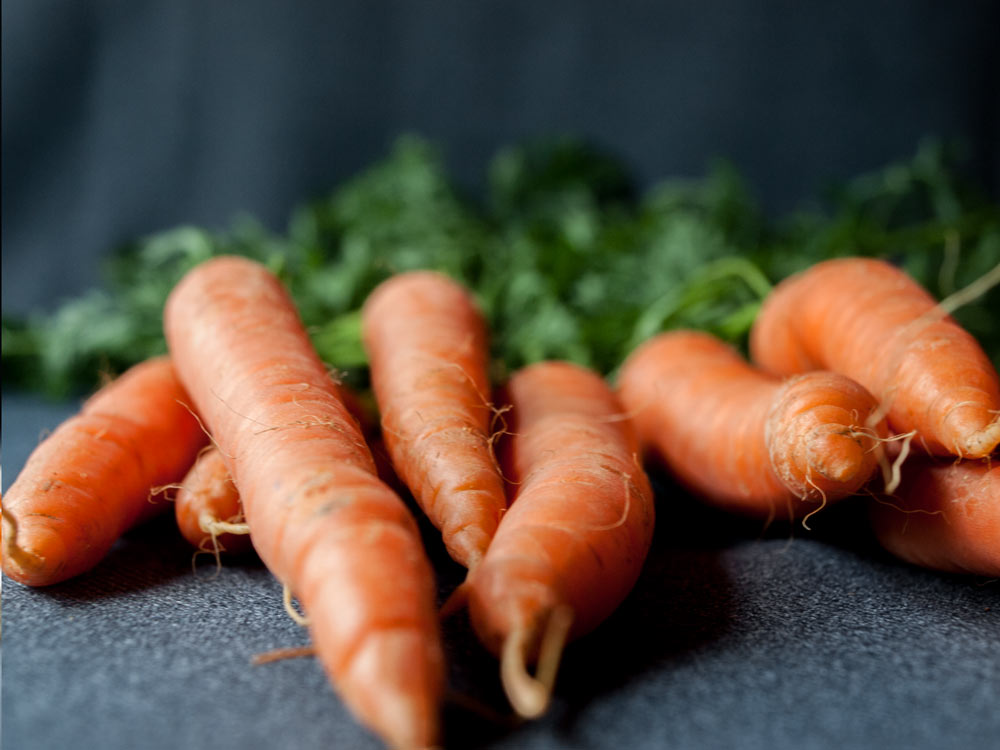 Glutenfreies Karottenbrot