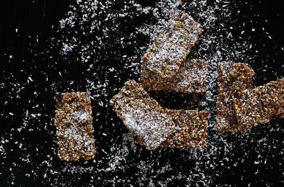 Quinoa-Mandel-Riegel