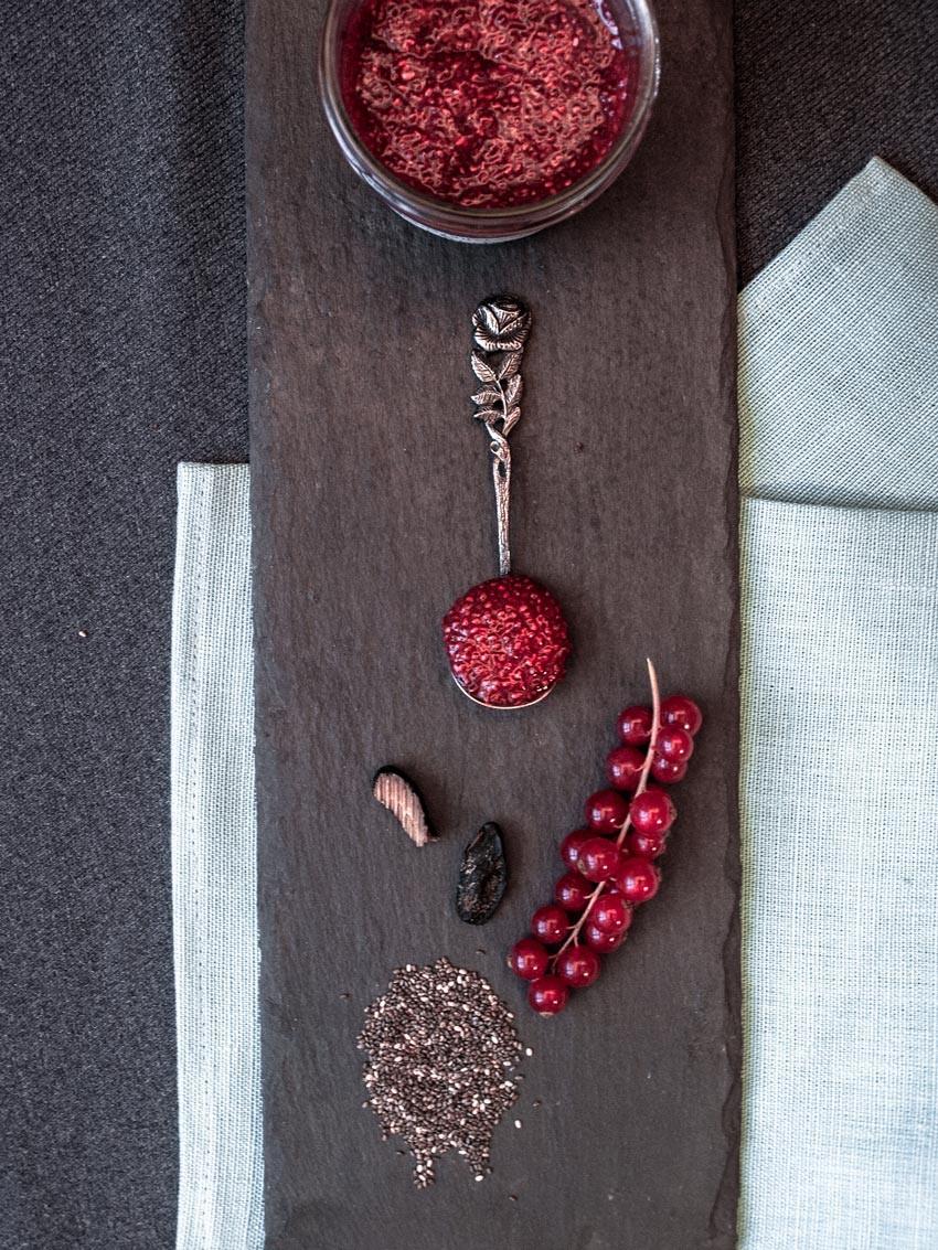 johannisbeer tonkabohnen marmelade freiknuspern. Black Bedroom Furniture Sets. Home Design Ideas