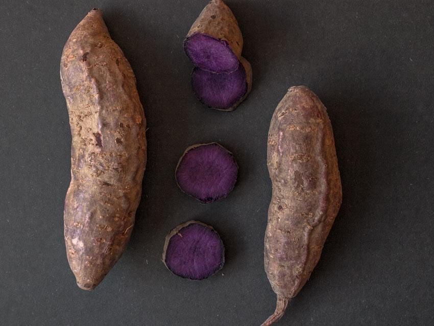 Süßkartoffeltarte