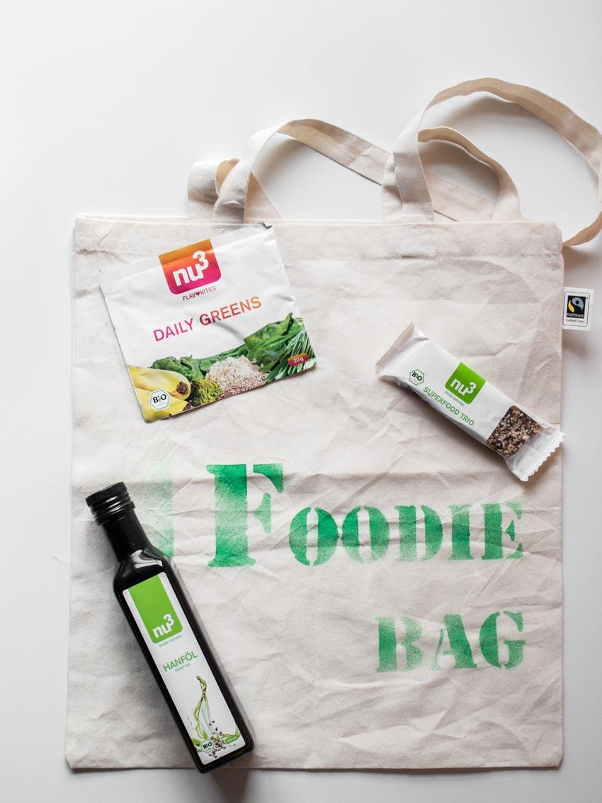 Foodie Bag von nu3