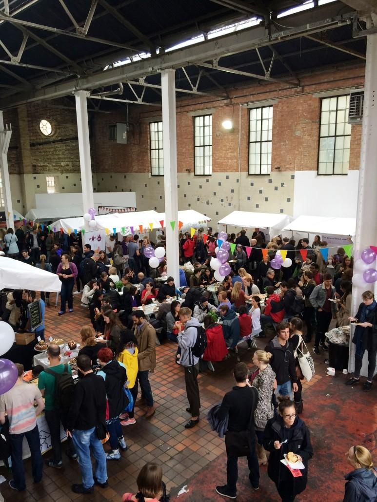 Eindrücke von dem Free From Festival 2015 in Brick Lane