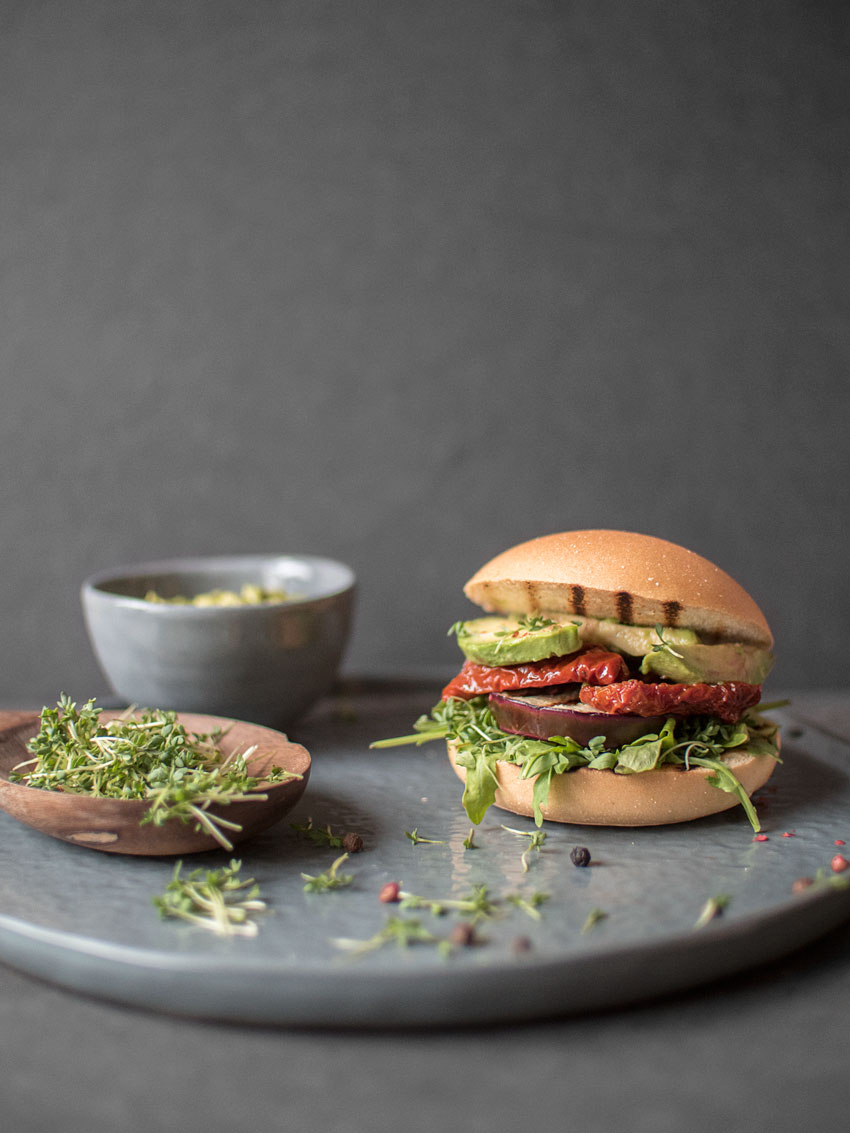Glutenfreie Burger Brötchen Schär