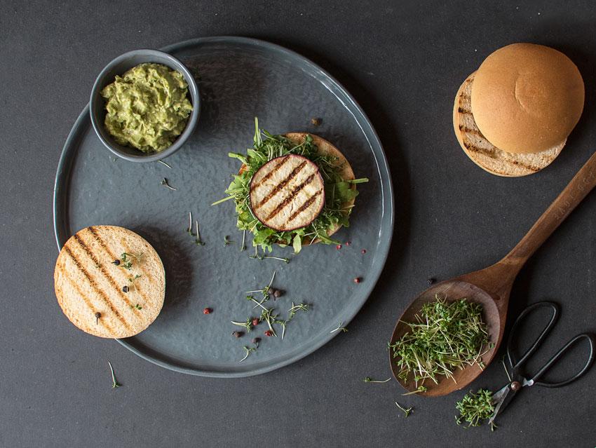 Glutenfreie Burger Brötchen von Schär