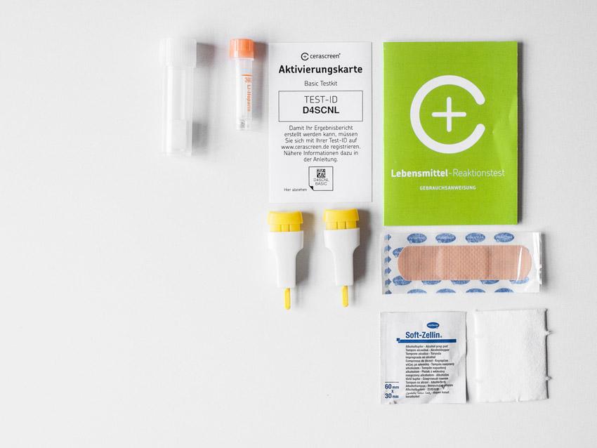 Cerascreen Bluttests