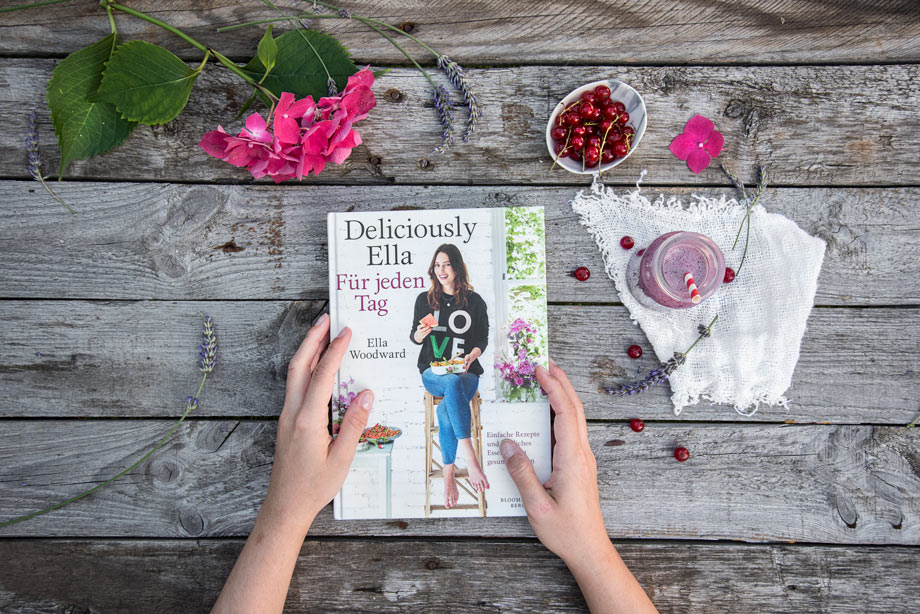 Buchrezension Deliciously Ella