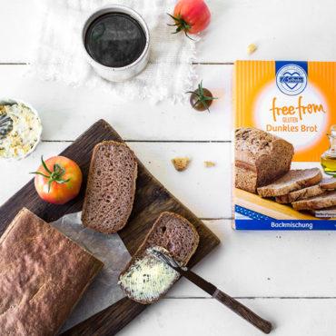 Glutenfreie Brotbackmischung von Lidl