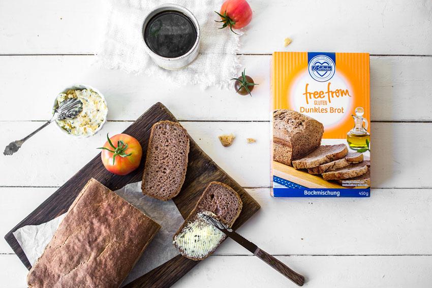 Glutenfreie Brotbackmischung Von Lidl Im Test Freiknuspern