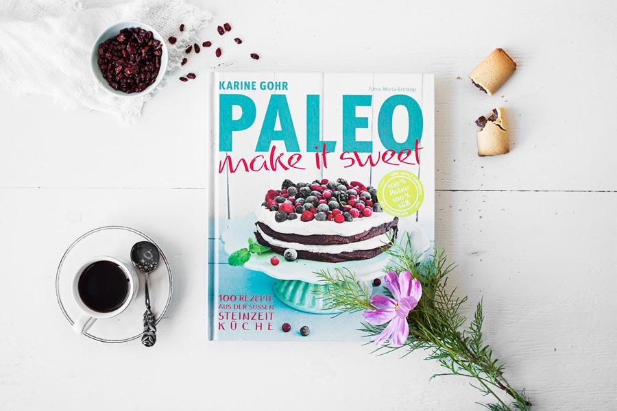 Paleo - make it sweet Rezension