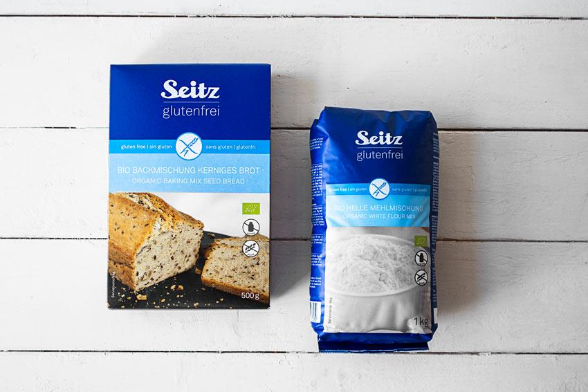 Seitz Produkte glutenfrei