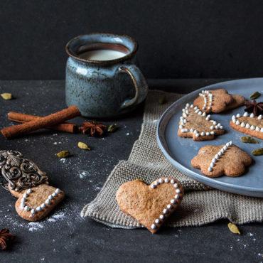 Glutenfreie Pfefferkuchen