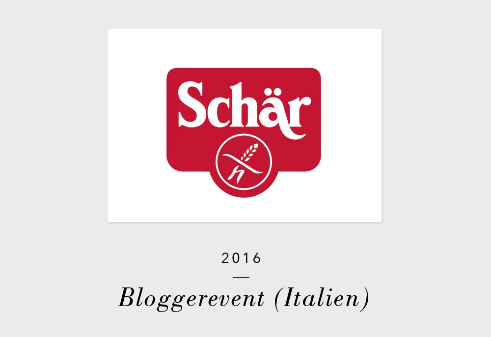 Dr. Schär Bloggerevent