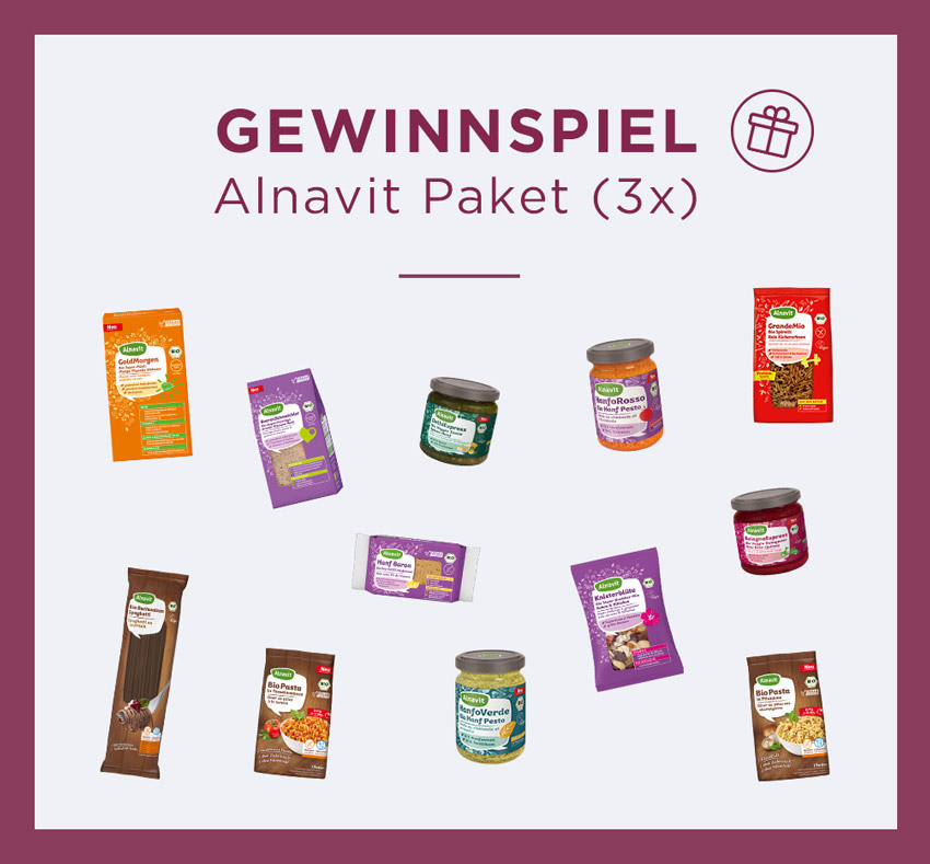 Alnavit Produkte