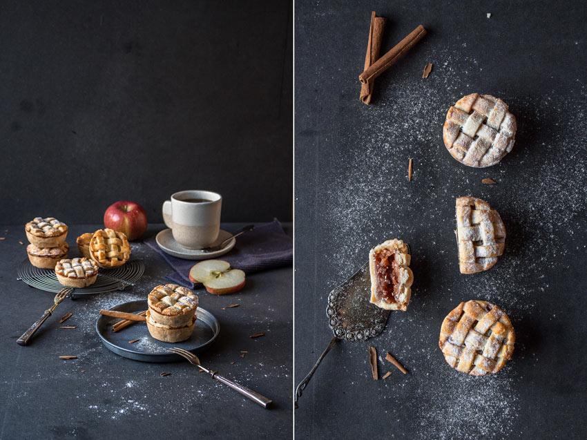 Gesunde Apple Pies