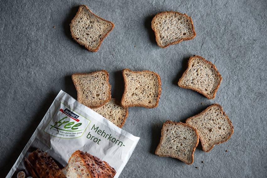 Bofrost glutenfreies Brot French Toast