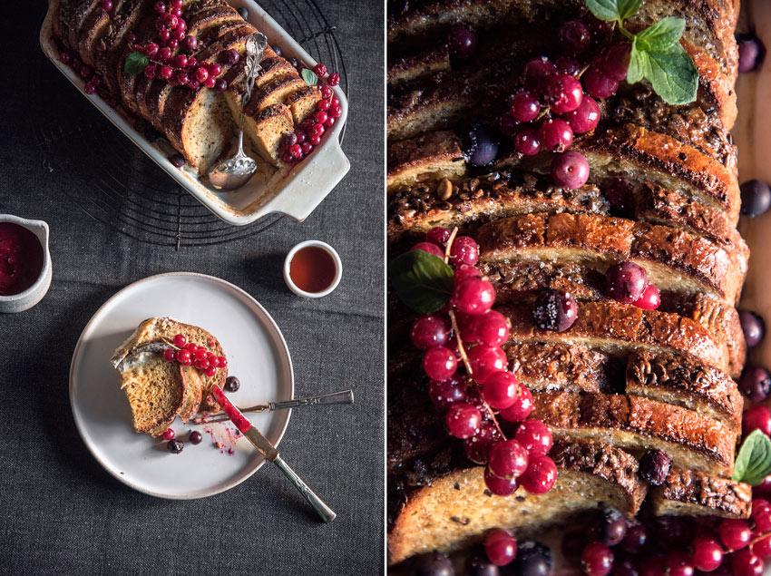 Bofrost French Toast Auflauf