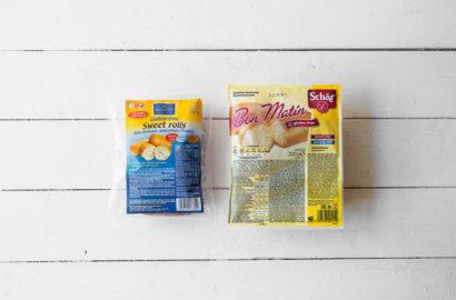 Glutenfreie Milchbrötchen Test