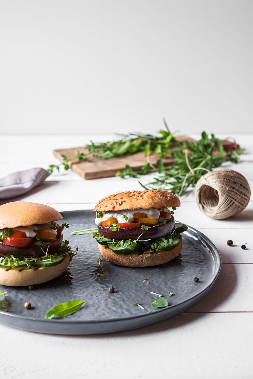 glutenfreie Burger Brötchen Test