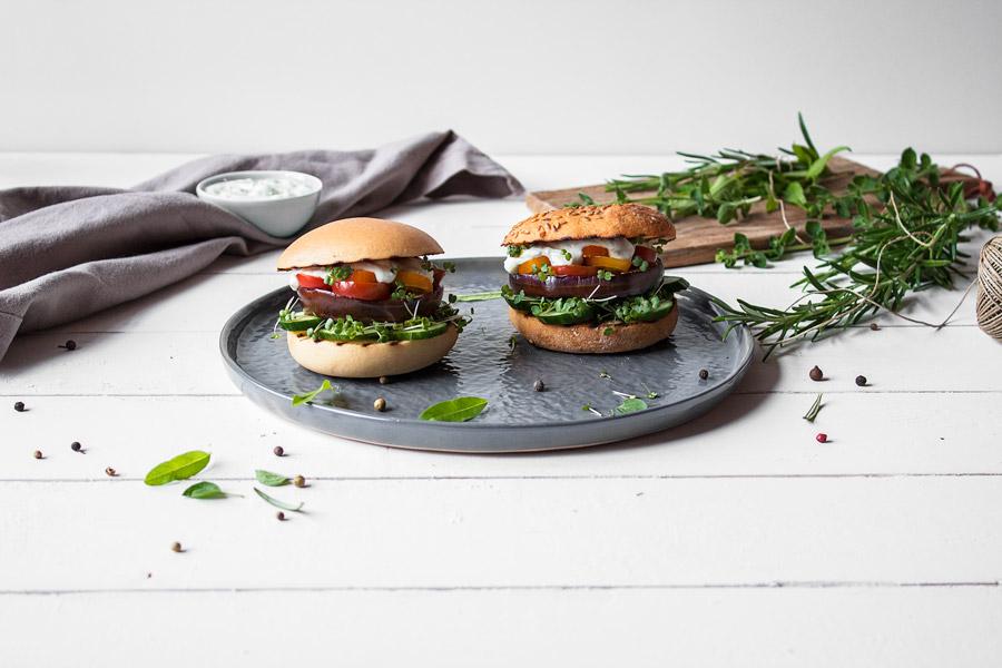 Glutenfreie Burger Brötchen Produkttest