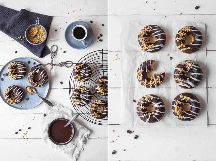Gesunde Donuts glutenfrei