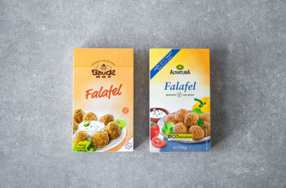 glutenfreie Falafel-Mischung im Test