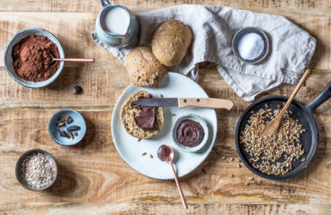 Nutella-Alternative ohne Nüsse und Zucker
