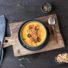 Herbstliche Karotten-Orangensuppe (vegan und glutenfrei)