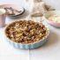Köstliche Pflaumen-Marzipan Tarte mit Streuseln (glutenfrei & vegan)