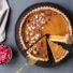 Herbstlicher Pumpkin Pie á la freiknuspern (glutenfrei und vegan)