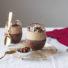 Leckeres Kaffee-Schokoladen Panna Cotta (glutenfrei und vegan)
