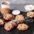 Schnelle Bananen-Cookies ohne Mehl (glutenfrei und vegan)