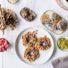Süße glutenfreie Ostersnacks mit Schär Produkten (vegan) / Essbare Tischdeko-Ideen