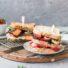 Zweierlei glutenfreie und vegane Deluxe-Sandwiches *mit Videoanleitung