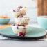 Dreierlei schnelle und sommerliche Snacks (glutenfrei & teilweise vegan)