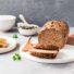 Bestes glutenfreies Kürbiskernbrot ohne Hefe (vegan)