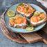 """Einfacher Karotten""""lachs"""" (glutenfrei & vegan) *mit Videoanleitung"""
