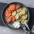 Zweierlei schnelle Gemüselaibchen (glutenfrei & vegan) *mit Videoanleitung