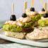 Laugen-Falafel Häppchen (glutenfrei & vegan)