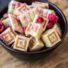 Weiße Schokolade aus 4 Zutaten selbst machen (vegan & zuckerfrei) *mit Videoanleitung