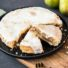 Gedeckter Birnenkuchen mit Zimt (glutenfrei & vegan)