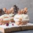 Weihnachtscupcakes (glutenfrei & vegan) *mit Verlosung