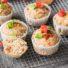 Schnelle herzhafte Muffins (glutenfrei & vegan) *mit Videoanleitung