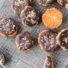 Einfache Hafer-Schoko Kekse ohne Mehl (glutenfrei & vegan)