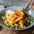 Süßkartoffel-Schupfnudeln (glutenfrei & vegan) *mit Videoanleitung
