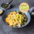 Kürbis-Pasta mit gebratenem Gemüse (glutenfrei & vegan)